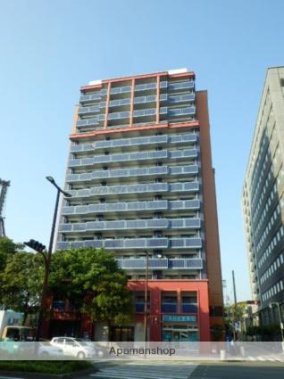 福岡県福岡市博多区、博多駅徒歩8分の築10年 15階建の賃貸マンション