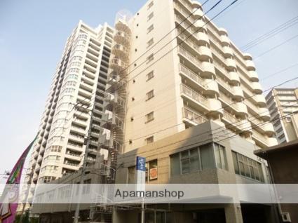 福岡県福岡市中央区、天神駅徒歩18分の築36年 11階建の賃貸マンション