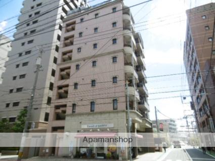福岡県福岡市中央区、薬院駅徒歩14分の築12年 9階建の賃貸マンション