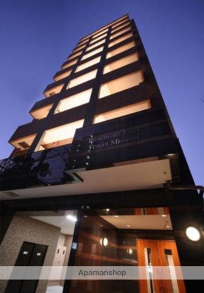 福岡県福岡市中央区、薬院駅徒歩10分の築9年 10階建の賃貸マンション
