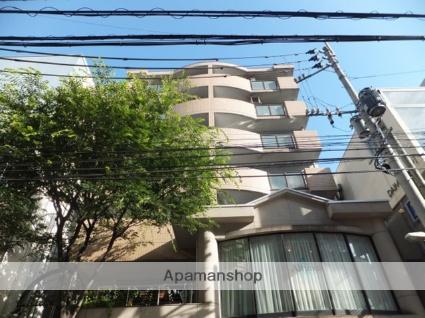 福岡県福岡市中央区、天神駅徒歩10分の築13年 7階建の賃貸マンション
