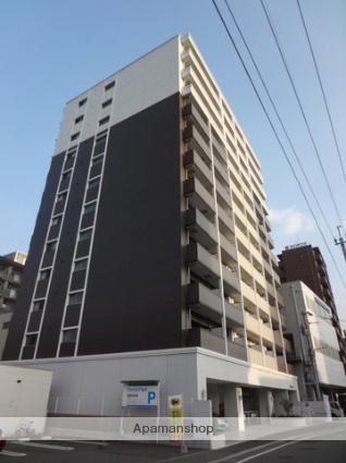 福岡県福岡市博多区、博多駅徒歩15分の築5年 12階建の賃貸マンション