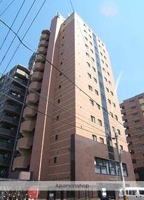 福岡県福岡市中央区、薬院駅徒歩14分の築17年 13階建の賃貸マンション