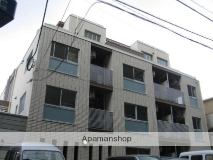 福岡県福岡市南区、西鉄平尾駅徒歩14分の築10年 4階建の賃貸マンション
