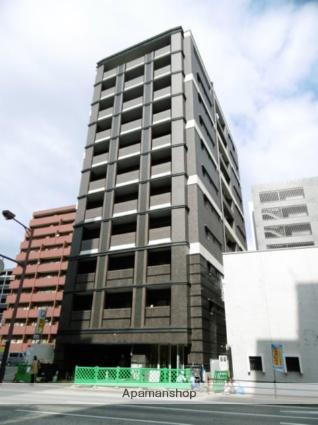 福岡県福岡市中央区、赤坂駅徒歩18分の築1年 11階建の賃貸マンション