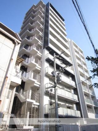 福岡県福岡市中央区、薬院駅徒歩8分の築3年 12階建の賃貸マンション