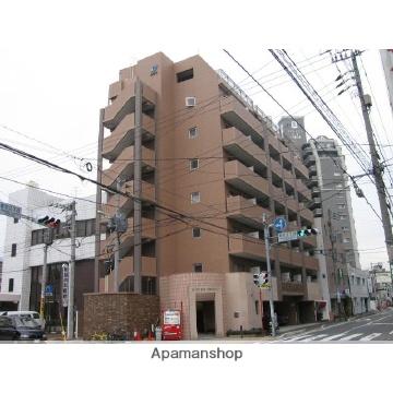 福岡県福岡市中央区、天神駅徒歩11分の築12年 8階建の賃貸マンション