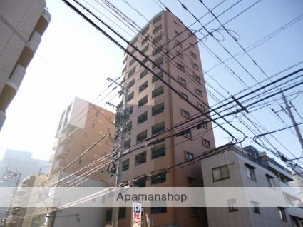 福岡県福岡市中央区、薬院駅徒歩12分の築15年 13階建の賃貸マンション