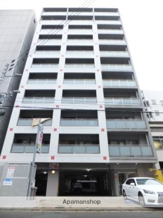 福岡県福岡市中央区、西鉄福岡(天神)駅徒歩10分の築10年 11階建の賃貸マンション