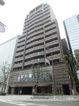 福岡県福岡市中央区、西鉄福岡(天神)駅徒歩11分の築13年 15階建の賃貸マンション