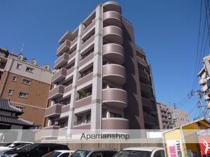 福岡県福岡市中央区、薬院駅徒歩5分の築14年 9階建の賃貸マンション