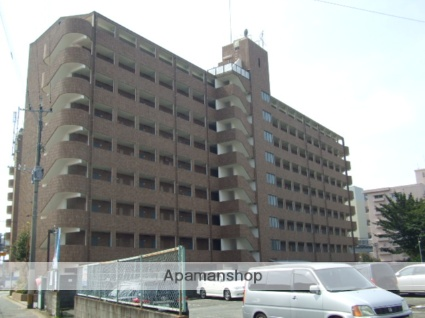 福岡県福岡市博多区、竹下駅徒歩5分の築23年 9階建の賃貸マンション