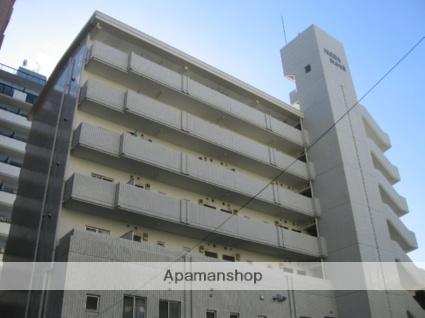 福岡県福岡市中央区、薬院駅徒歩4分の築30年 7階建の賃貸マンション