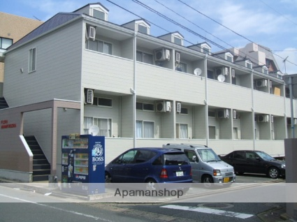 福岡県福岡市博多区、南福岡駅徒歩9分の築24年 2階建の賃貸アパート