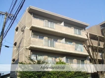福岡県福岡市博多区、南福岡駅徒歩10分の築27年 4階建の賃貸マンション