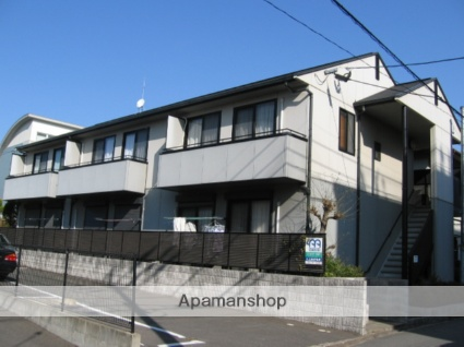 福岡県福岡市中央区、大濠公園駅徒歩18分の築18年 2階建の賃貸アパート