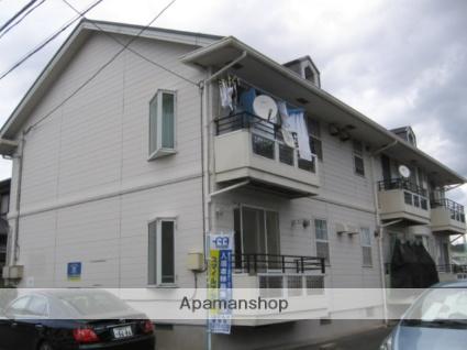 福岡県福岡市東区、九産大前駅徒歩16分の築28年 2階建の賃貸アパート
