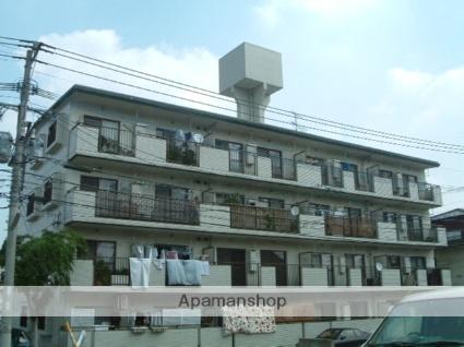 福岡県福岡市城南区、福大前駅徒歩27分の築27年 4階建の賃貸マンション