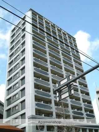 福岡県福岡市博多区、博多駅徒歩16分の築12年 15階建の賃貸マンション