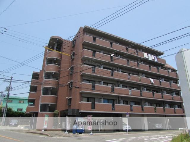 福岡県糟屋郡志免町、柚須駅徒歩15分の築13年 6階建の賃貸マンション