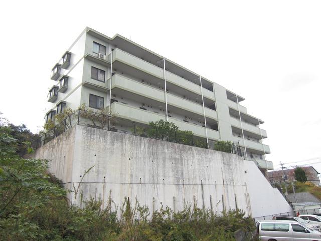 福岡県福岡市博多区、原町駅徒歩37分の築20年 4階建の賃貸マンション