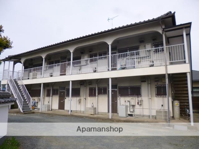 福岡県糟屋郡篠栗町、篠栗駅徒歩7分の築25年 2階建の賃貸アパート