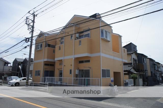 福岡県福岡市東区、柚須駅徒歩17分の築27年 2階建の賃貸アパート