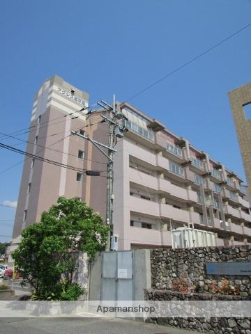 福岡県福岡市博多区、柚須駅徒歩37分の築23年 6階建の賃貸マンション