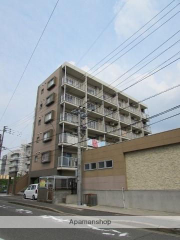 福岡県糟屋郡篠栗町、篠栗駅徒歩8分の築26年 6階建の賃貸マンション