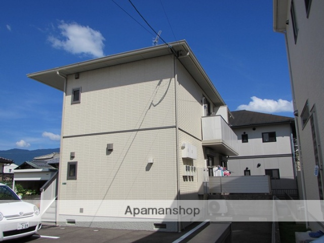 福岡県糟屋郡志免町、須恵中央駅徒歩25分の築3年 2階建の賃貸アパート