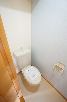ウィザード空港通り[1K/24.18m2]のトイレ