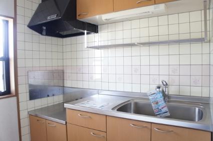 ジュネスコート[2K/36m2]のキッチン