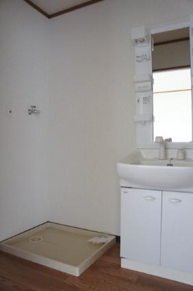 ジュネスコート[2K/36m2]の洗面所