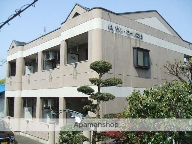 福岡県福岡市博多区、笹原駅徒歩18分の築18年 2階建の賃貸アパート