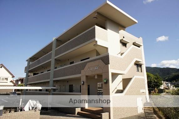 福岡県糟屋郡篠栗町、篠栗駅徒歩12分の築22年 3階建の賃貸マンション