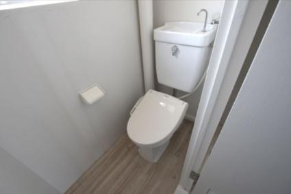 ビレッジハウス清末1号棟[3DK/51.77m2]のトイレ