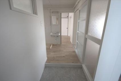 ビレッジハウス清末1号棟[3DK/51.77m2]の玄関