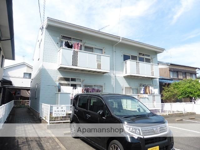福岡県福岡市東区、箱崎駅徒歩32分の築23年 2階建の賃貸アパート