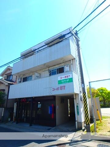福岡県福岡市東区、奈多駅徒歩23分の築29年 3階建の賃貸マンション