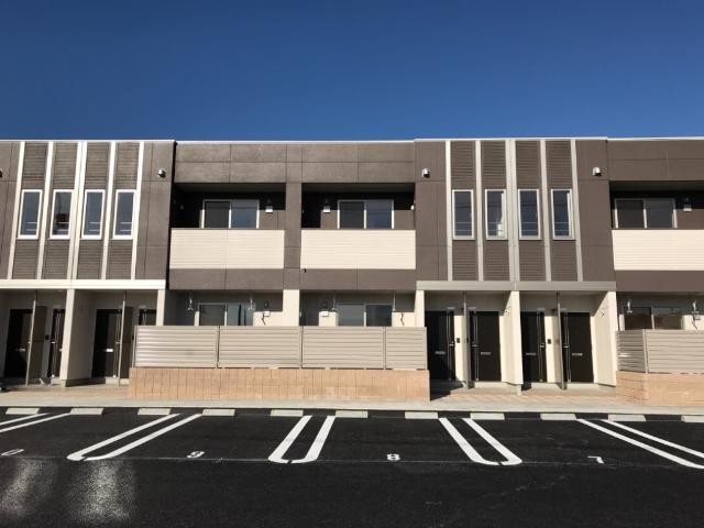 大牟田市小浜町賃貸アパート新築工事