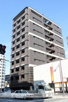 福岡県福岡市中央区、赤坂駅徒歩18分の築2年 11階建の賃貸マンション