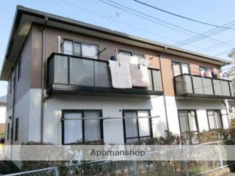 福岡県大野城市、大野城駅徒歩42分の築18年 2階建の賃貸アパート