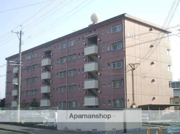 福岡県大野城市、春日駅徒歩30分の築34年 5階建の賃貸マンション