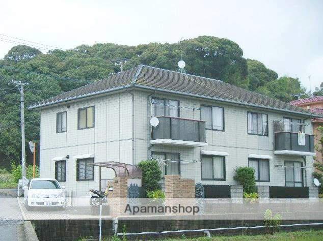 福岡県太宰府市、都府楼前駅徒歩11分の築21年 2階建の賃貸アパート