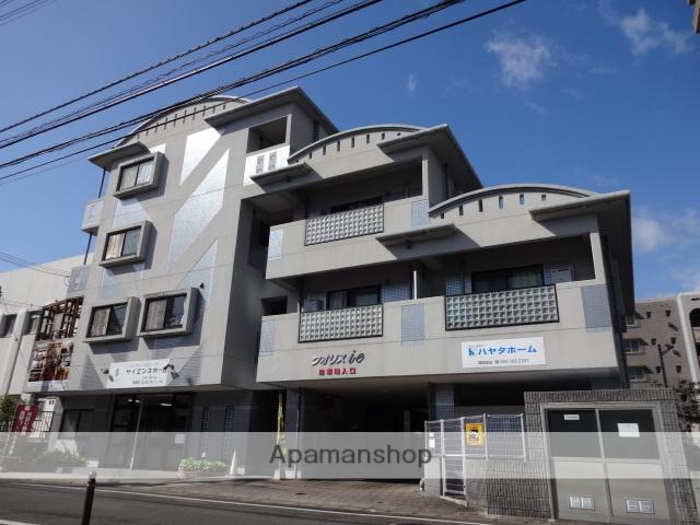 福岡県大野城市、大野城駅徒歩10分の築11年 4階建の賃貸マンション