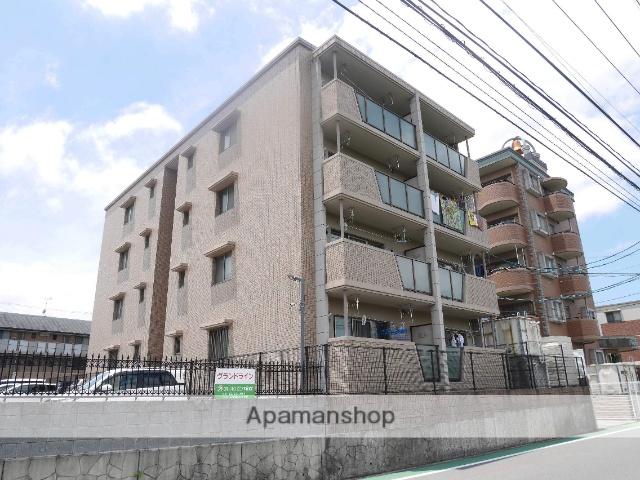 福岡県太宰府市、水城駅徒歩19分の築11年 4階建の賃貸マンション