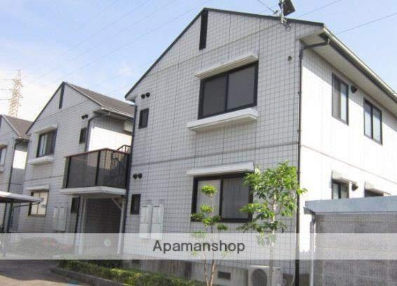 福岡県春日市、大野城駅徒歩34分の築20年 2階建の賃貸アパート