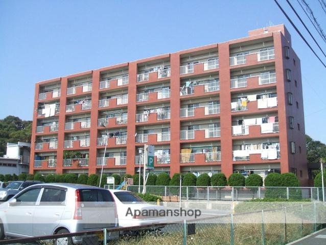 福岡県春日市、博多南駅徒歩26分の築31年 6階建の賃貸マンション