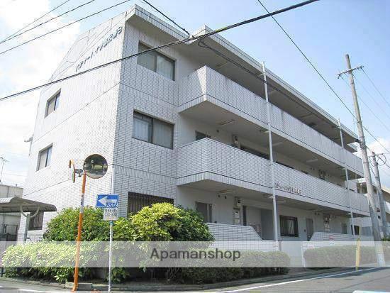 福岡県太宰府市、都府楼南駅徒歩14分の築20年 3階建の賃貸マンション