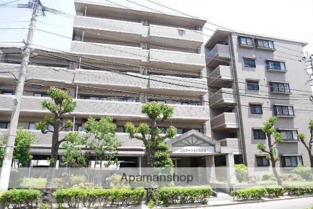 福岡県大野城市、春日駅徒歩36分の築18年 6階建の賃貸マンション
